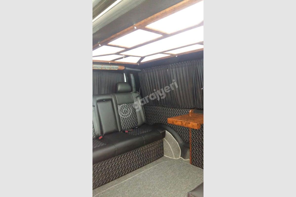Volkswagen Transporter Kadıköy Kiralık Araç 2. Fotoğraf