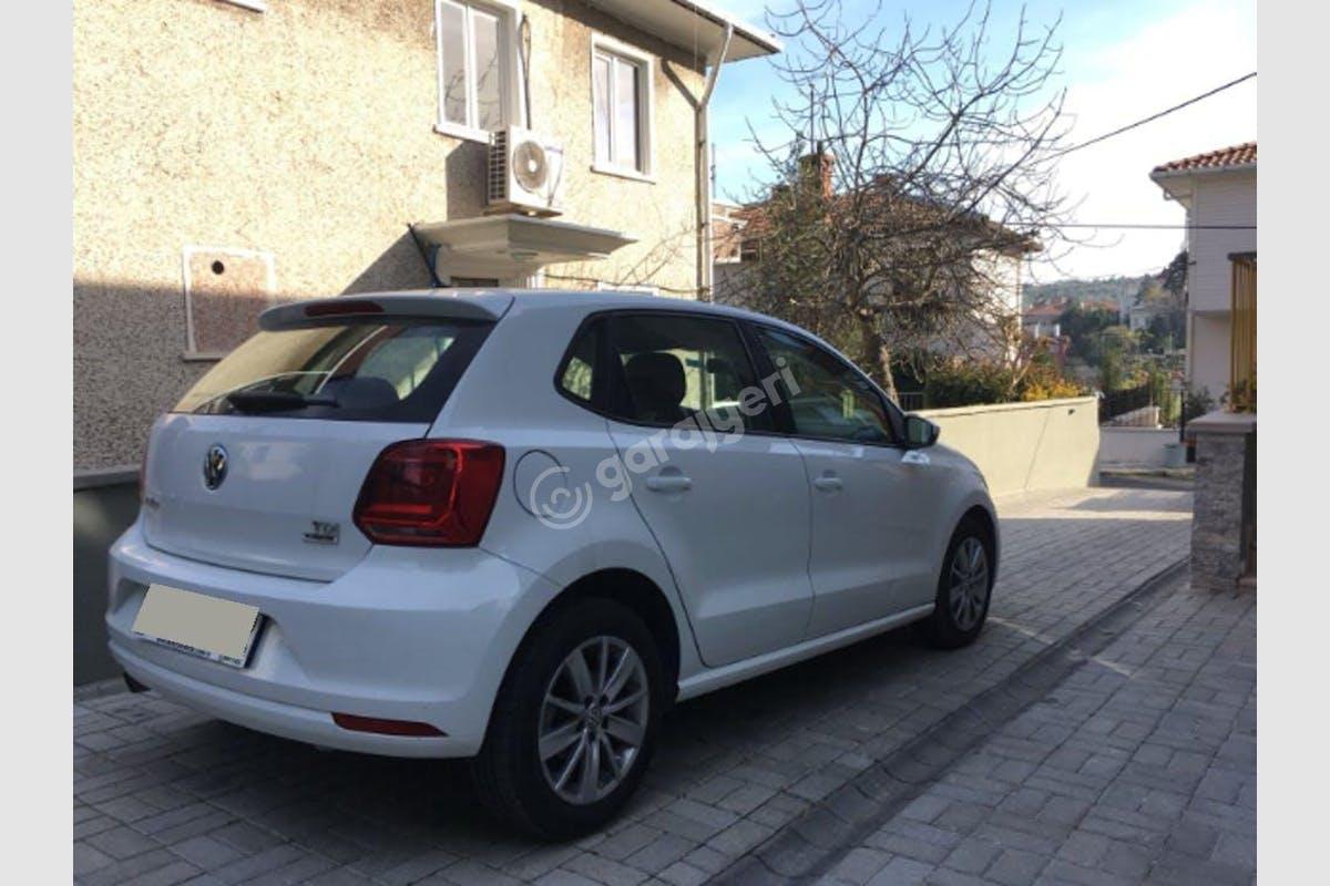 Volkswagen Polo Sarıyer Kiralık Araç 4. Fotoğraf