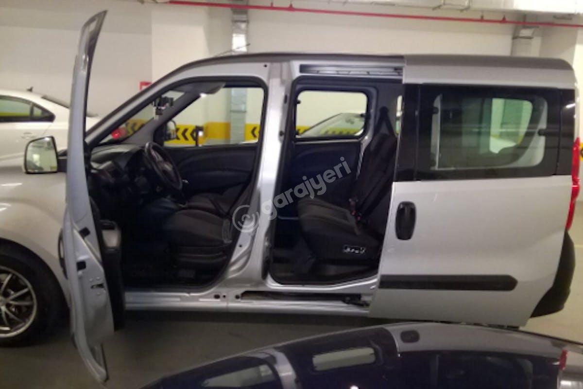 Fiat Doblo Maltepe Kiralık Araç 4. Fotoğraf