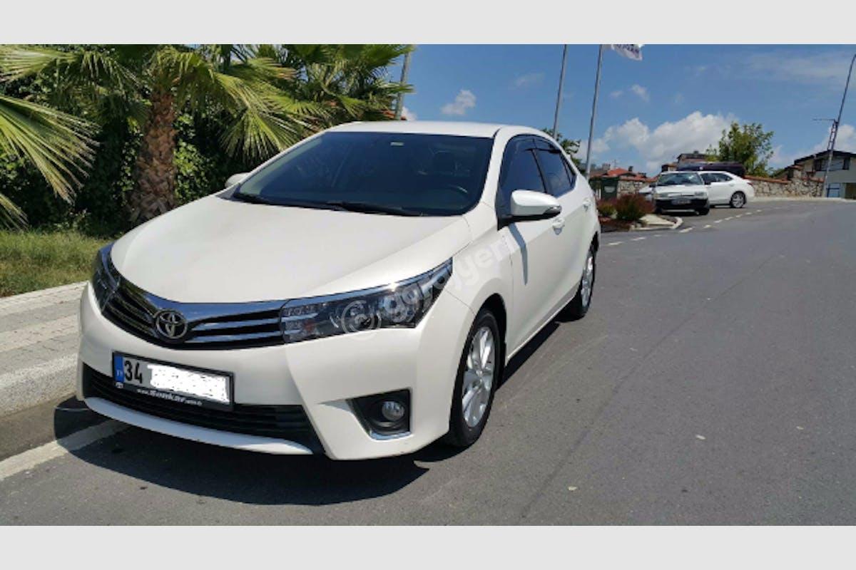 Toyota Corolla Üsküdar Kiralık Araç 3. Fotoğraf