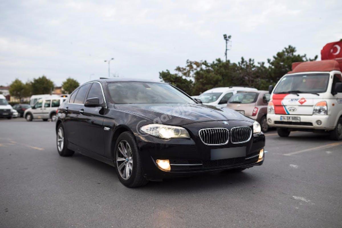 BMW 5 Kağıthane Kiralık Araç 3. Fotoğraf