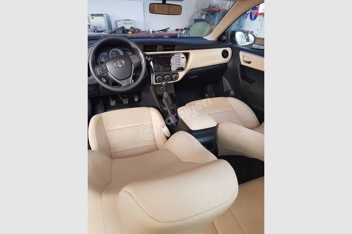 Toyota Corolla Yenimahalle Kiralık Araç 4. Fotoğraf