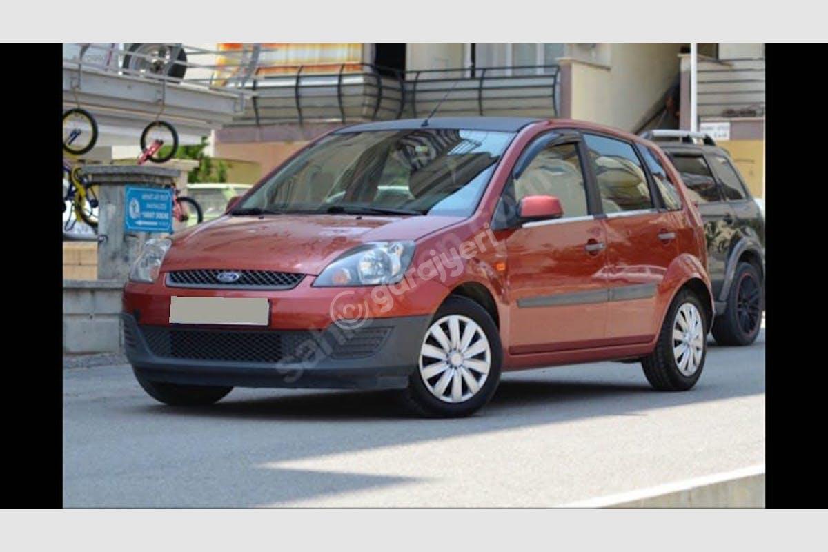 Ford Fiesta Pamukkale Kiralık Araç 1. Fotoğraf