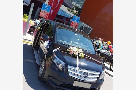 Kiralık Mercedes - Benz Vito 2017 , İstanbul Kağıthane