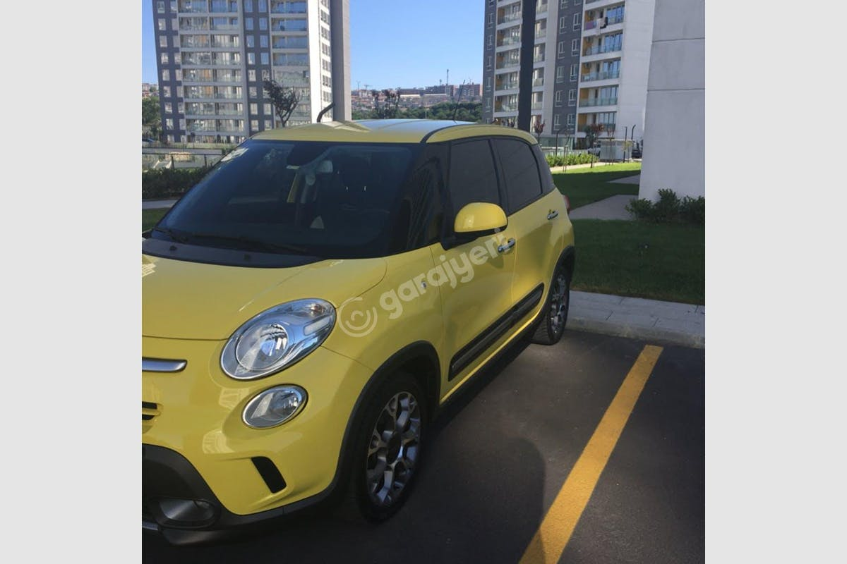 Fiat 500l Başakşehir Kiralık Araç 2. Fotoğraf