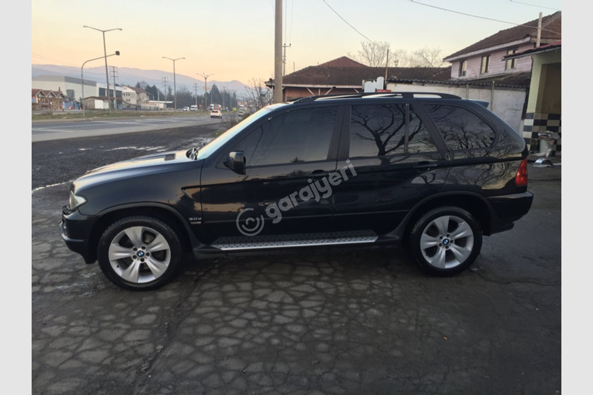 BMW X5 Kağıthane Kiralık Araç 5. Fotoğraf