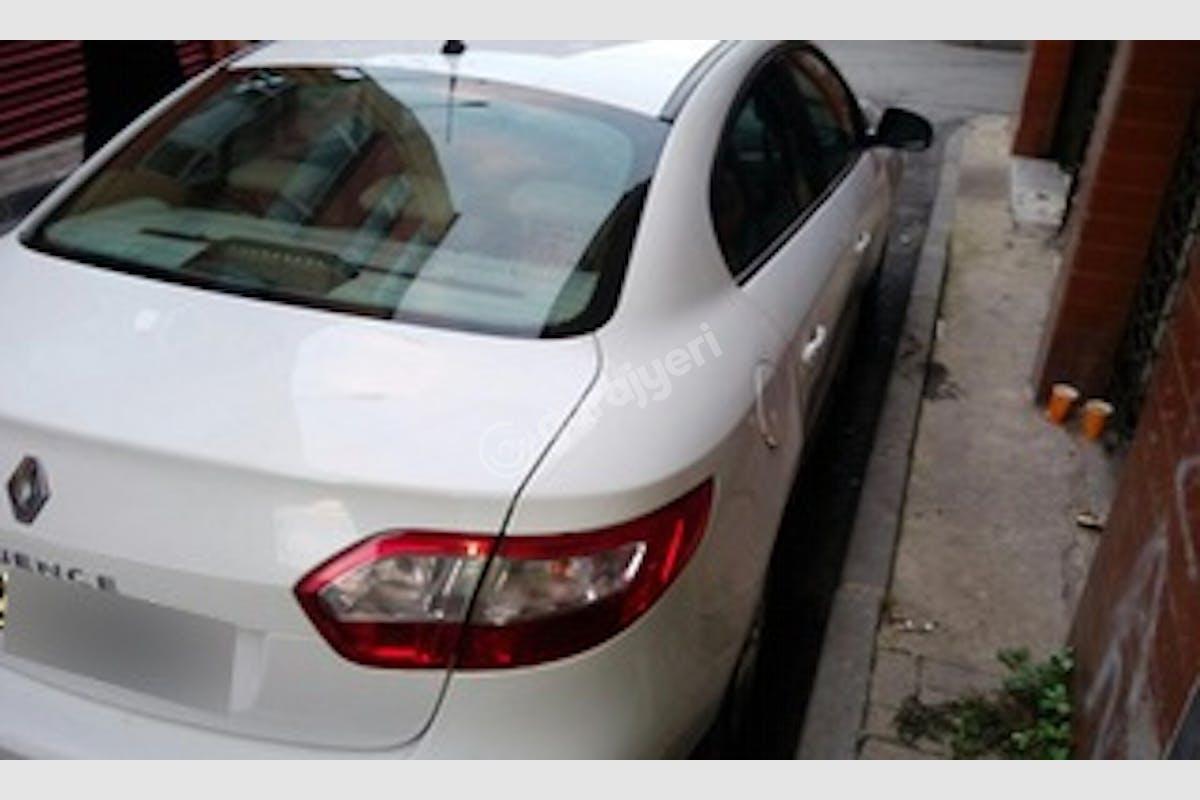 Renault Fluence Fatih Kiralık Araç 6. Fotoğraf