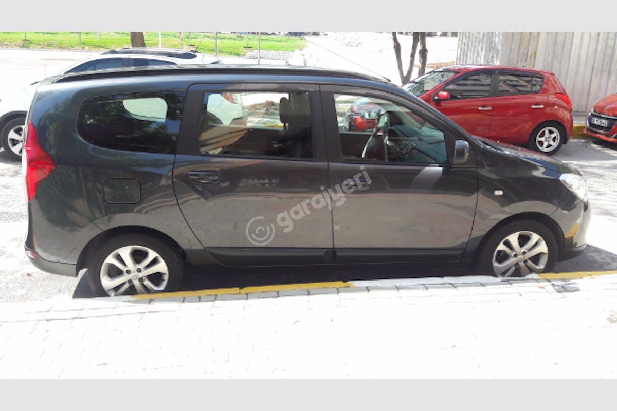 Dacia Lodgy Beylikdüzü Kiralık Araç 2. Fotoğraf