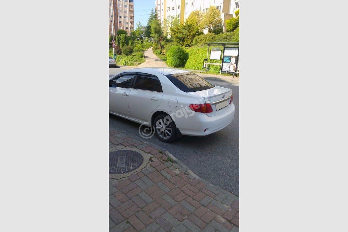 Toyota Corolla Sancaktepe Kiralık Araç 1. Fotoğraf