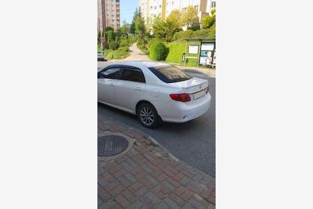 Kiralık Toyota Corolla , İstanbul Sancaktepe