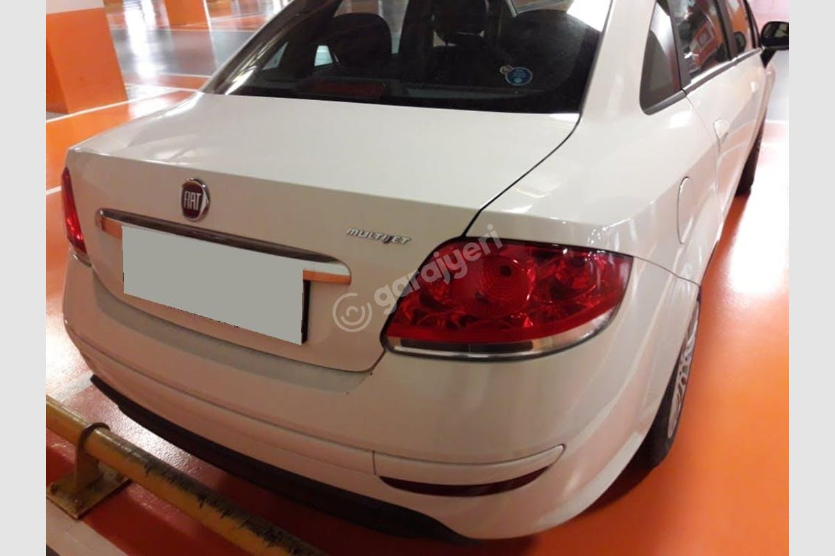 Fiat Linea Beşiktaş Kiralık Araç 3. Fotoğraf