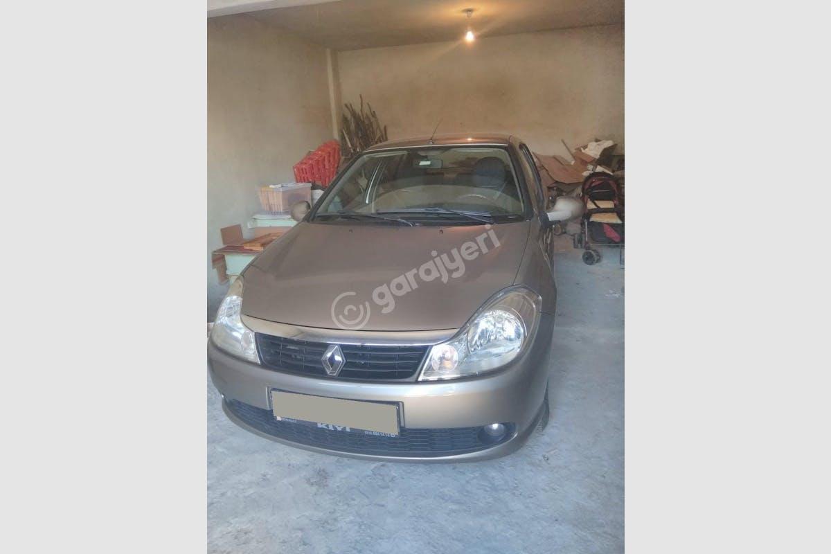 Renault Symbol Sultanbeyli Kiralık Araç 3. Fotoğraf