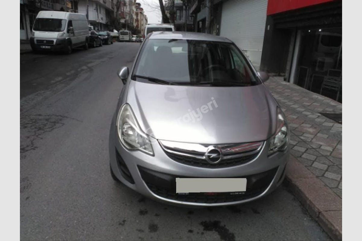 Opel Corsa Sarıyer Kiralık Araç 3. Fotoğraf