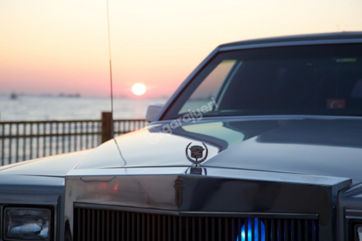 Cadillac STS Fatih Kiralık Araç 10. Fotoğraf