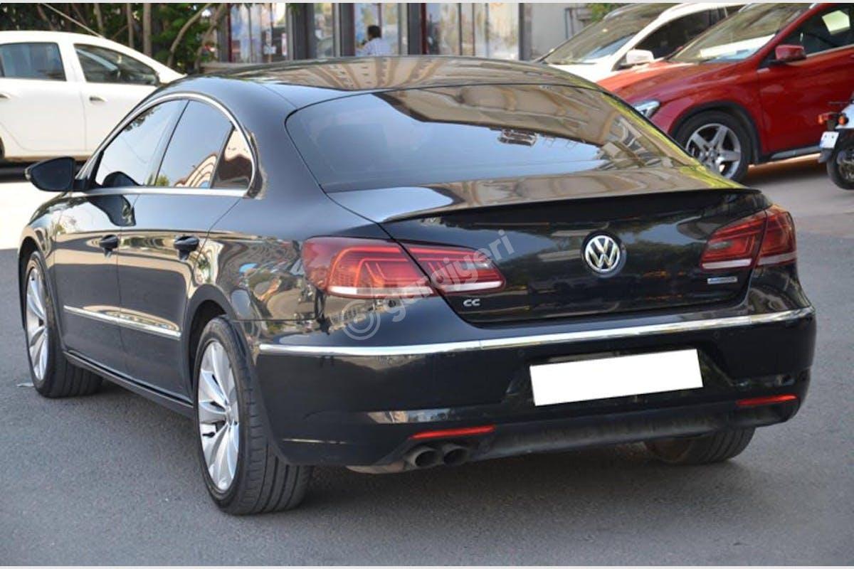 Volkswagen CC Fatih Kiralık Araç 1. Fotoğraf