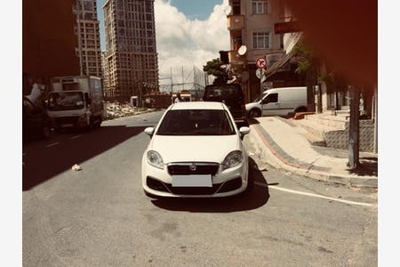 Kiralık Fiat Linea 2014 , İstanbul Gaziosmanpaşa