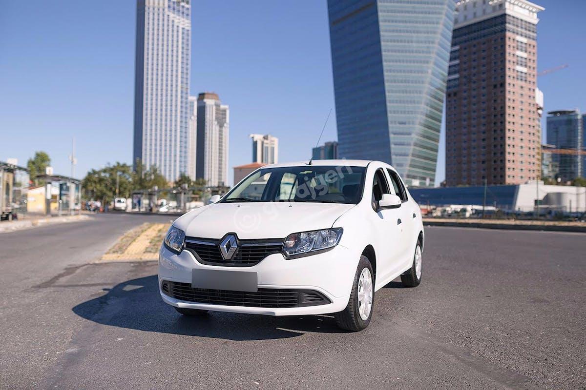 Renault Symbol Şişli Kiralık Araç 2. Fotoğraf