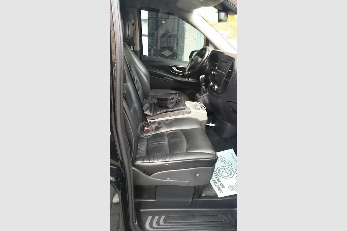 Mercedes - Benz Vito Zeytinburnu Kiralık Araç 9. Fotoğraf