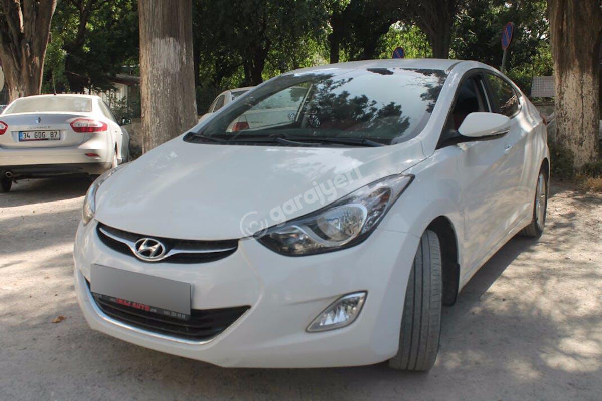 Hyundai Elantra Tuzla Kiralık Araç 1. Fotoğraf