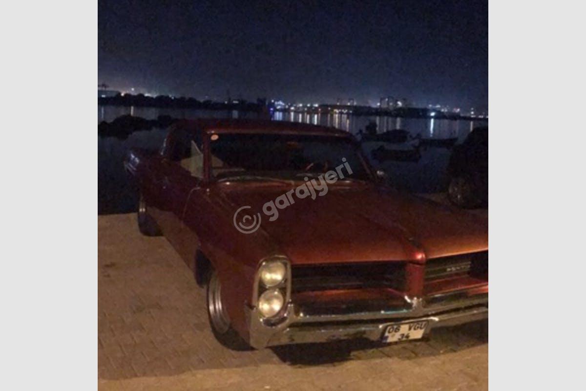Chevrolet Camaro Pendik Kiralık Araç 3. Fotoğraf