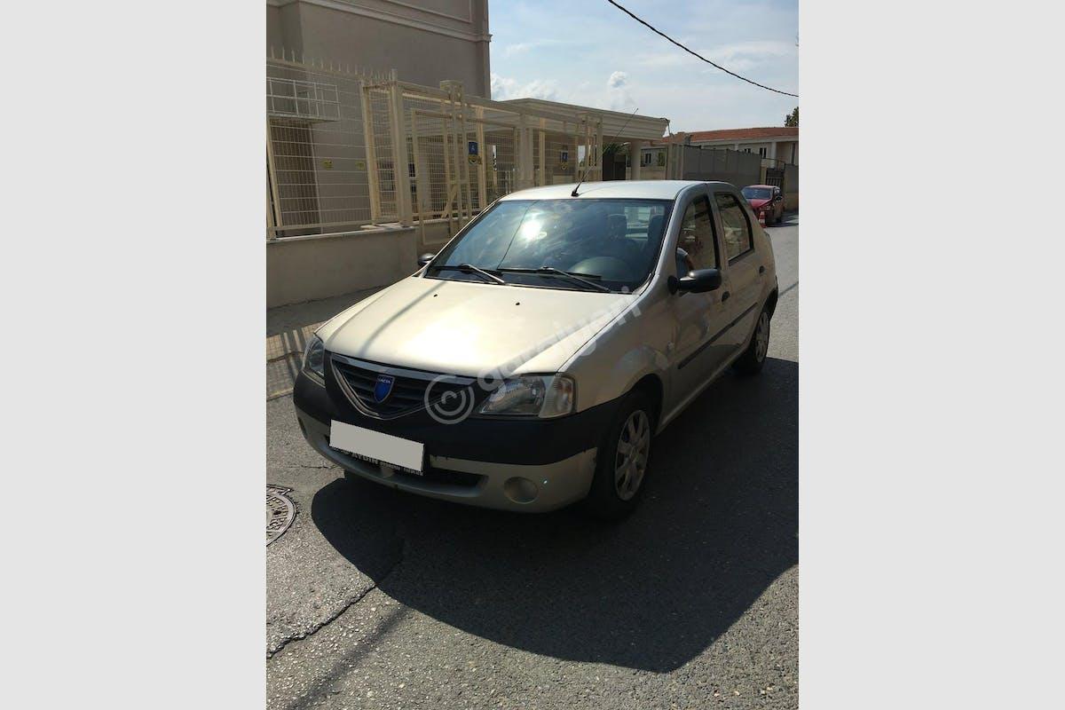 Dacia Logan Güngören Kiralık Araç 1. Fotoğraf