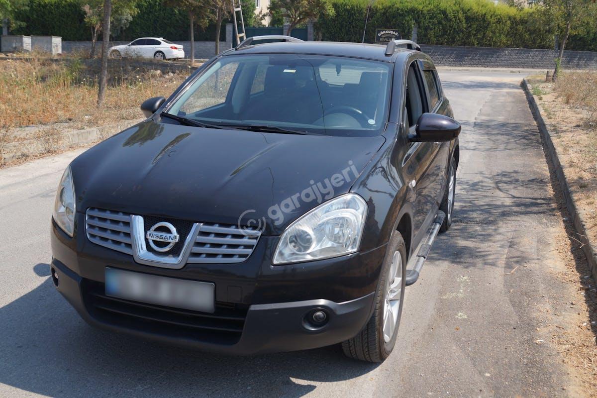 Nissan Qashqai Pendik Kiralık Araç 1. Fotoğraf