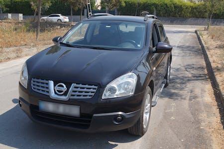 Kiralık Nissan Qashqai , İstanbul Pendik