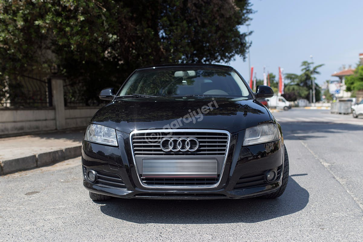 Audi A3 Büyükçekmece Kiralık Araç 2. Fotoğraf