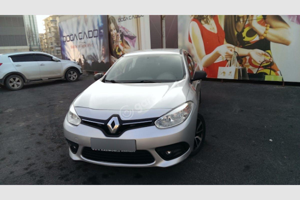 Renault Fluence Battalgazi Kiralık Araç 4. Fotoğraf