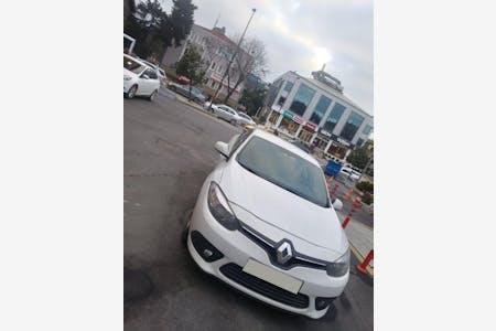 Kiralık Renault Fluence 2014 , İstanbul Üsküdar
