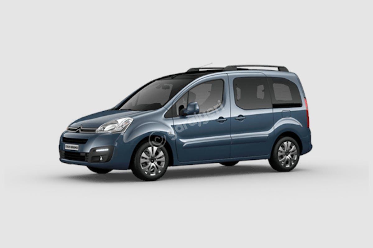 Citroën Berlingo Muratpaşa Kiralık Araç 1. Fotoğraf