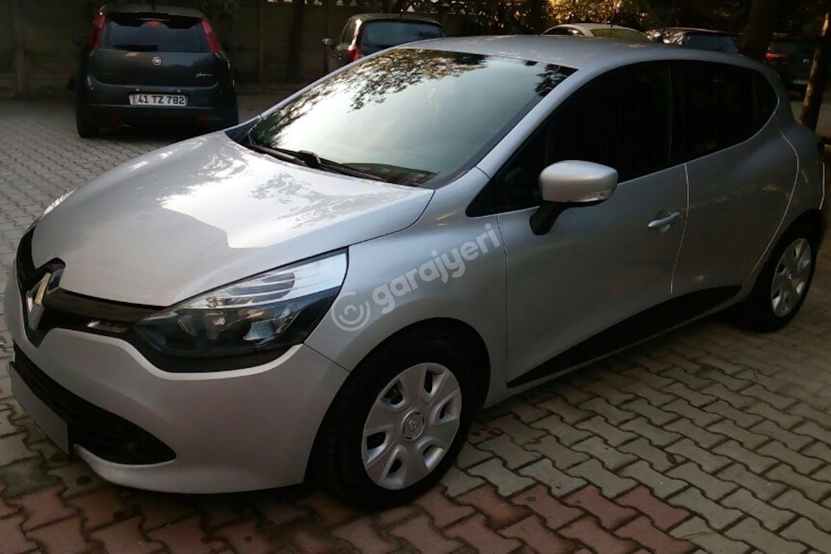 Renault Clio Ataşehir Kiralık Araç 3. Fotoğraf