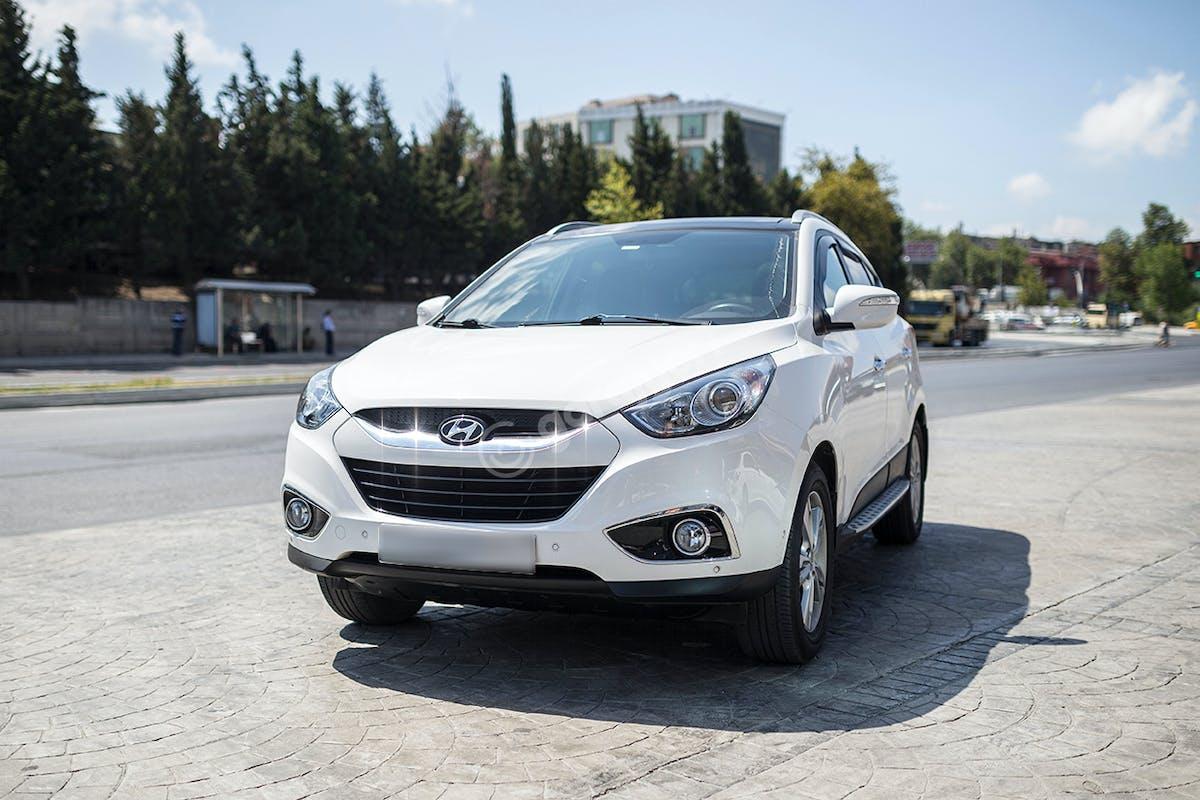 Hyundai ix35 Bakırköy Kiralık Araç 4. Fotoğraf