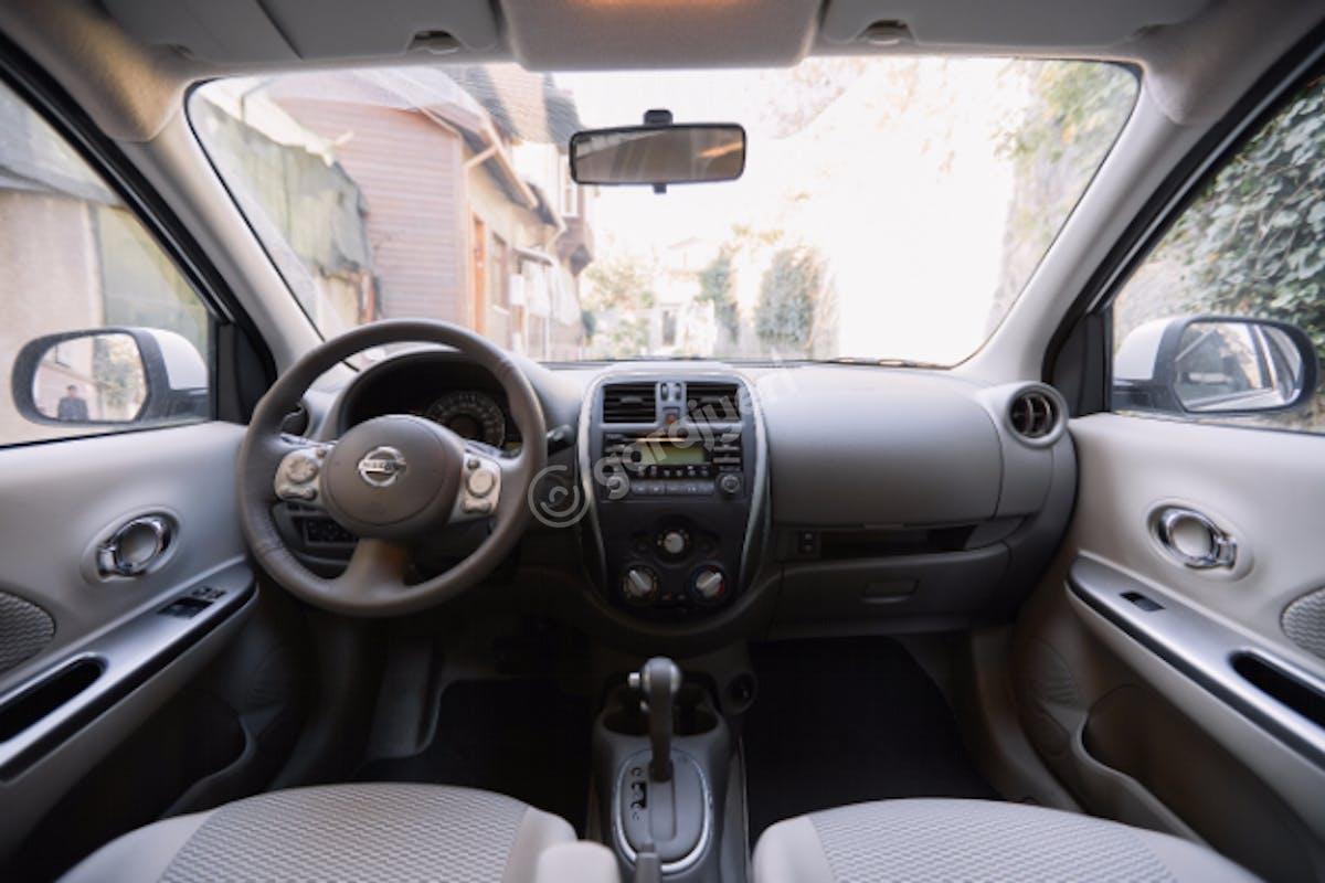 Nissan Micra Zeytinburnu Kiralık Araç 7. Fotoğraf
