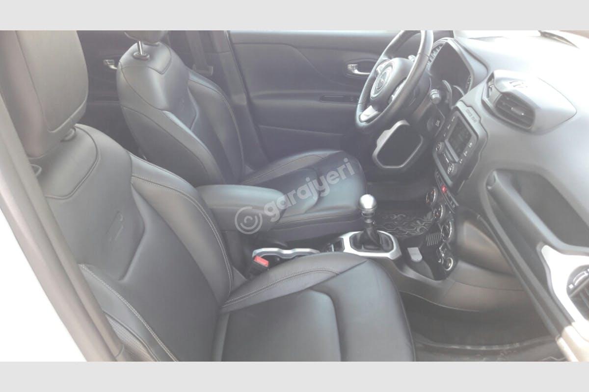 Jeep Renegade Kadıköy Kiralık Araç 5. Fotoğraf