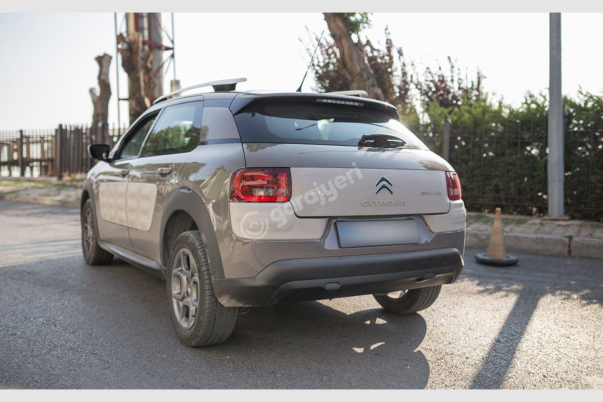 Citroën Cactus Kartal Kiralık Araç 6. Fotoğraf