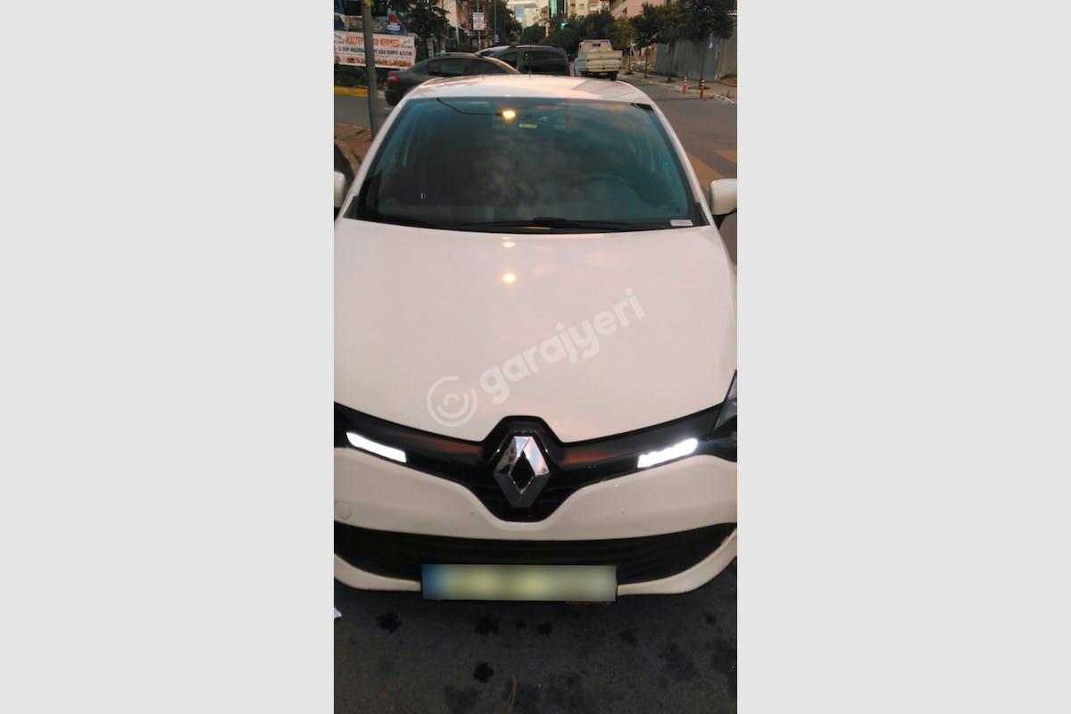 Renault Clio Maltepe Kiralık Araç 3. Fotoğraf