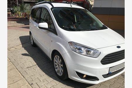 Kiralık Ford Courier , İstanbul Kağıthane