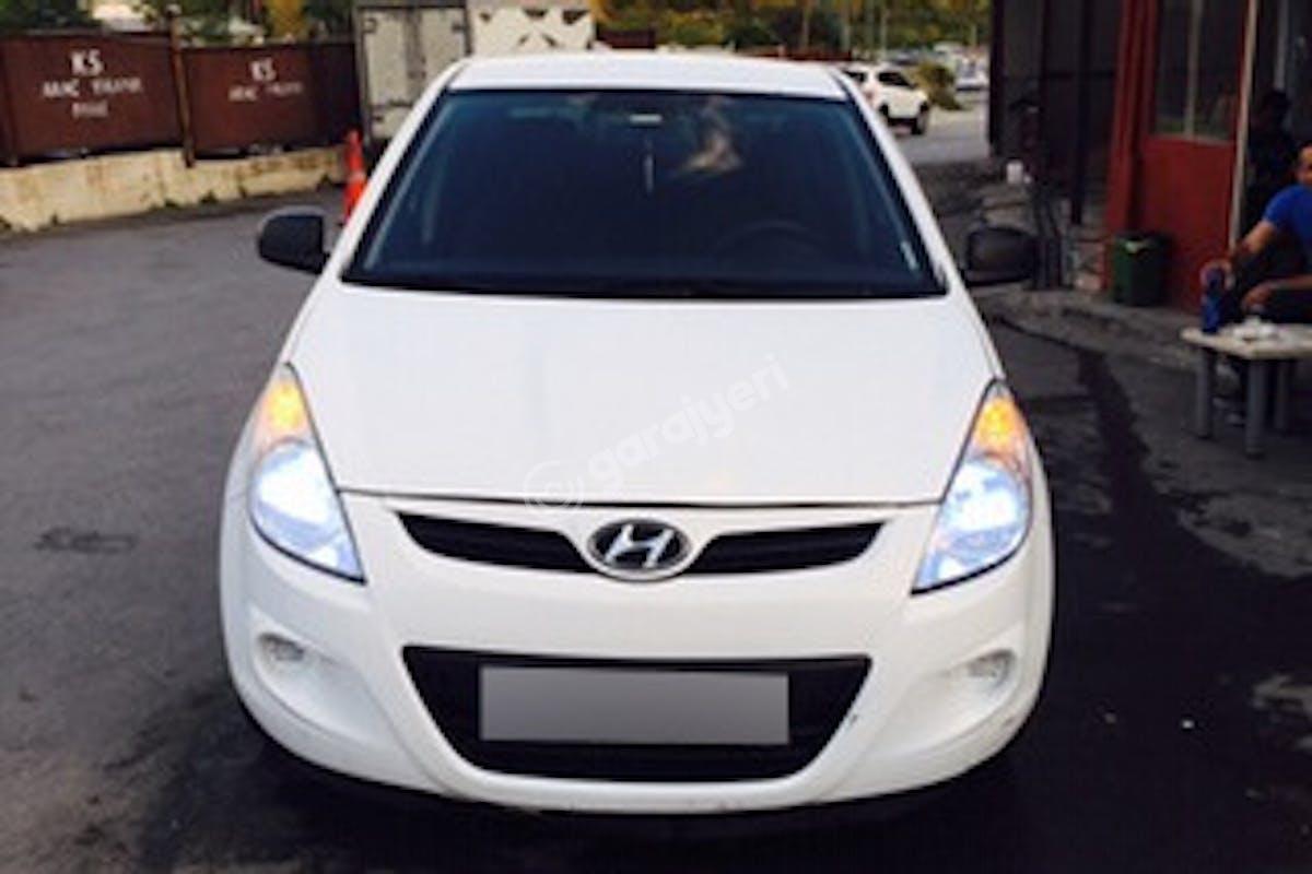 Hyundai i20 Beykoz Kiralık Araç 2. Fotoğraf