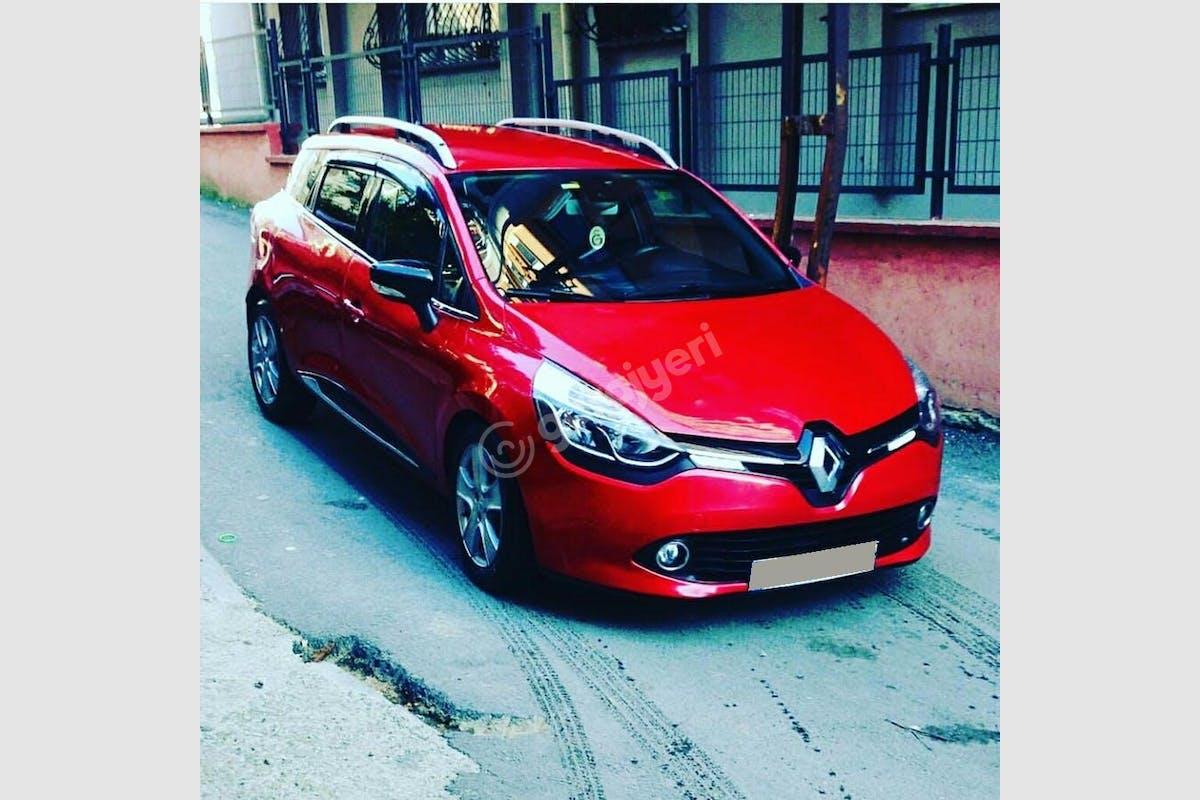 Renault Clio Sarıyer Kiralık Araç 1. Fotoğraf