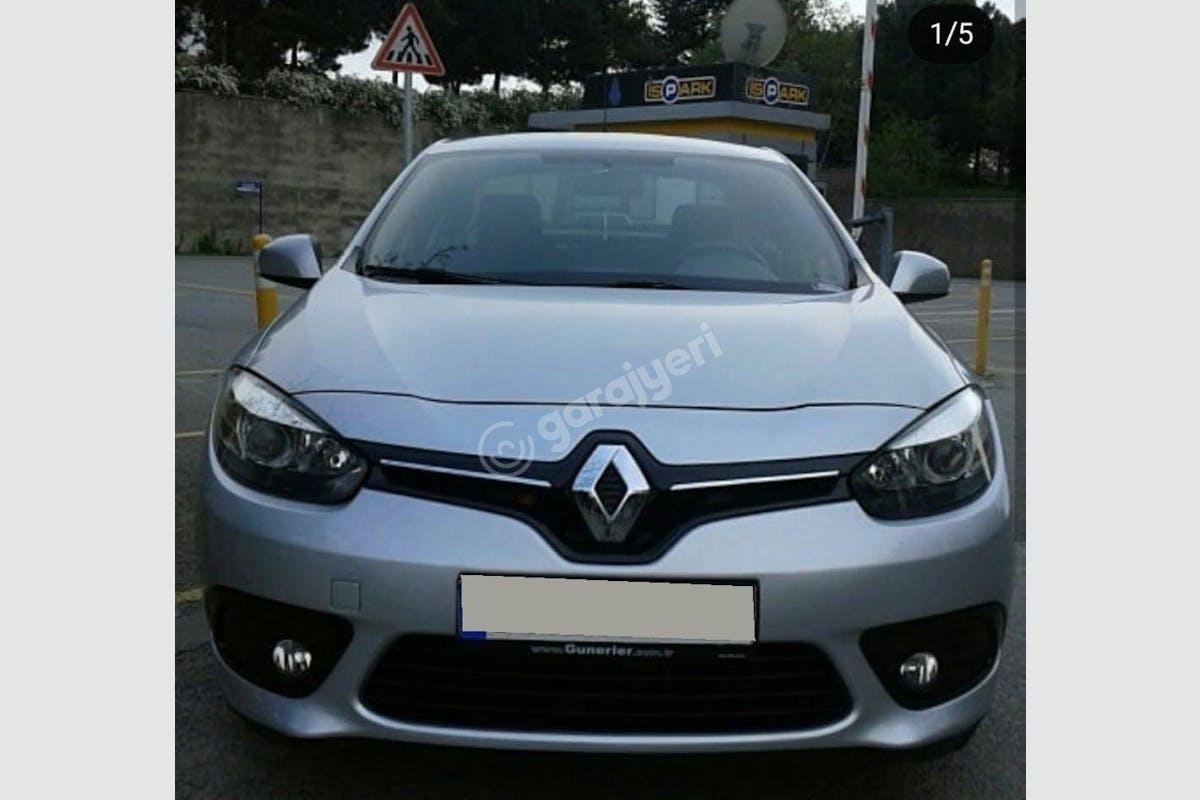 Renault Fluence Üsküdar Kiralık Araç 10. Fotoğraf