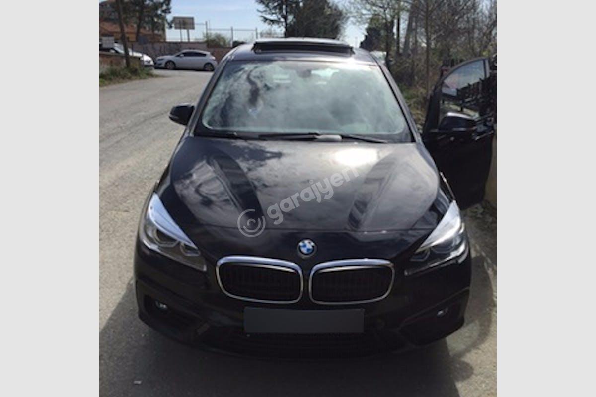 BMW 2 Gran Tourer Beykoz Kiralık Araç 1. Fotoğraf