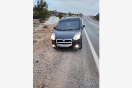 Kiralık Fiat Doblo , Mersin Akdeniz