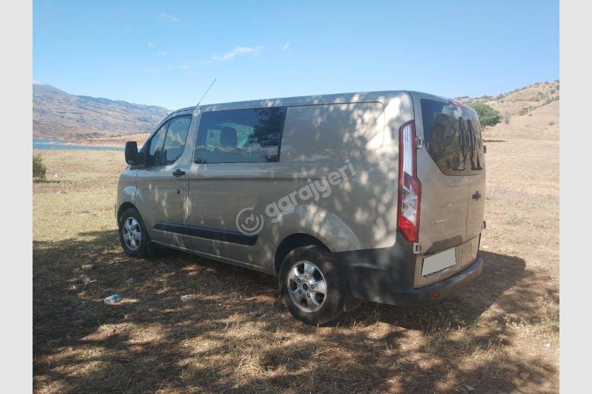 Ford Tourneo Custom Gebze Kiralık Araç 2. Fotoğraf