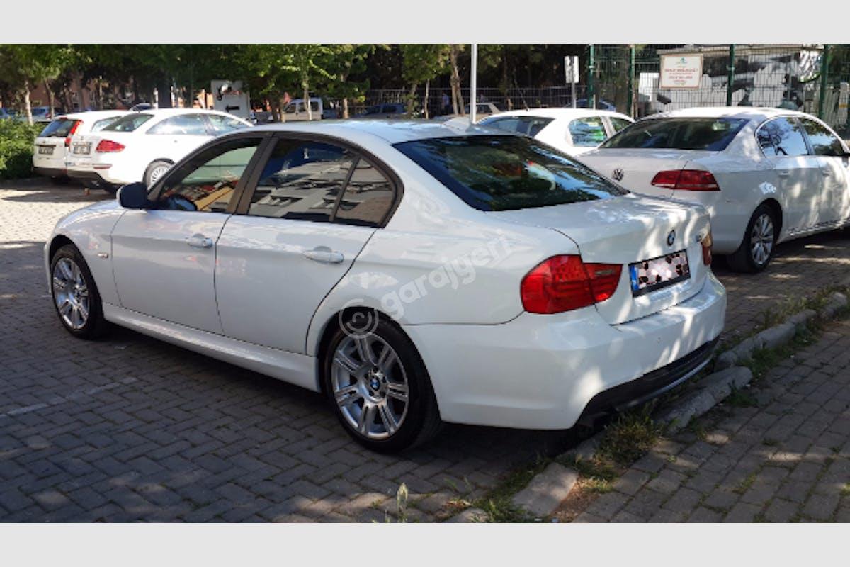 BMW 3 Buca Kiralık Araç 4. Fotoğraf