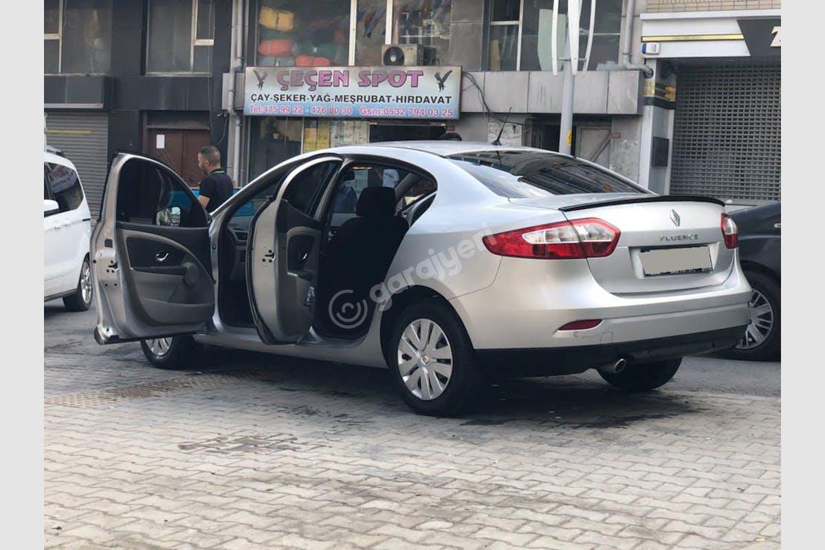 Renault Fluence Sultangazi Kiralık Araç 1. Fotoğraf