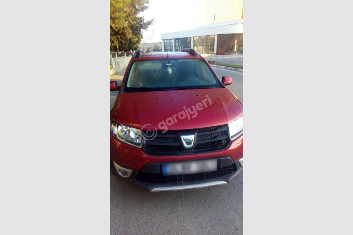 Dacia Sandero Stepway Kartal Kiralık Araç 2. Fotoğraf