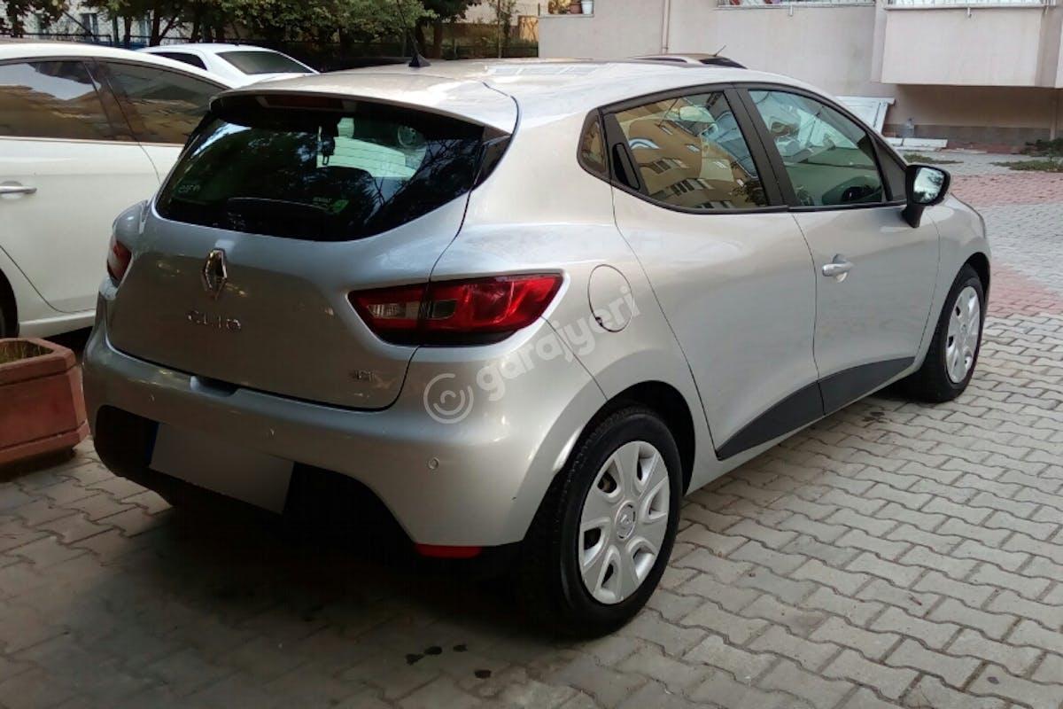 Renault Clio Ataşehir Kiralık Araç 5. Fotoğraf