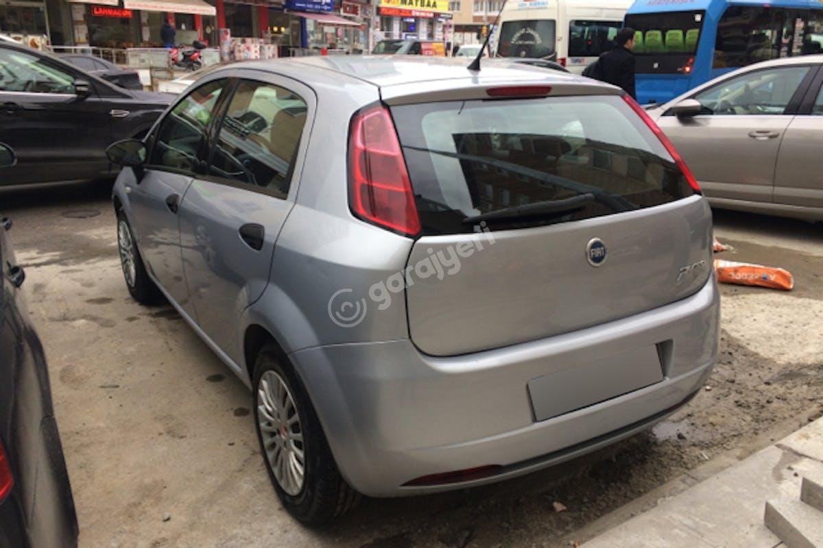 Fiat Punto Kartal Kiralık Araç 3. Fotoğraf