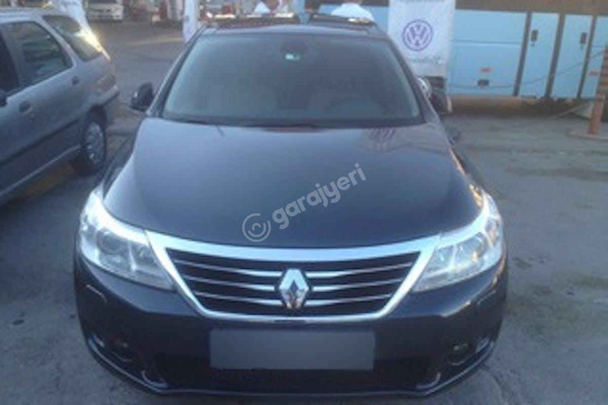 Renault Latitude Ataşehir Kiralık Araç 3. Fotoğraf